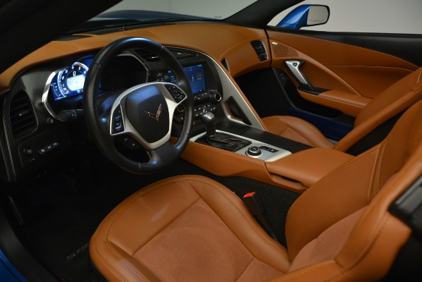 Used 2014 Chevrolet Corvette Stingray Z51 for sale Sold at Maserati of Westport in Westport CT 06880 18