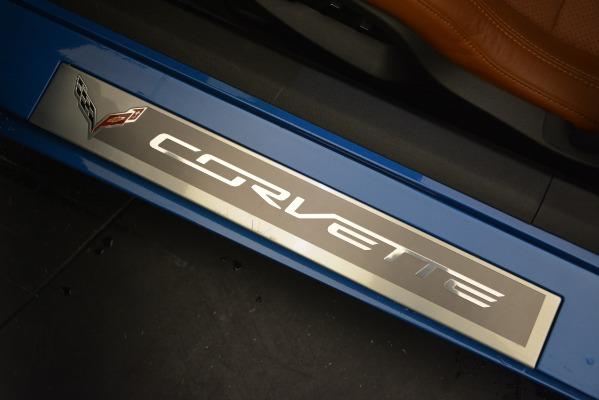 Used 2014 Chevrolet Corvette Stingray Z51 for sale Sold at Maserati of Westport in Westport CT 06880 24