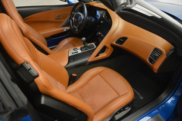 Used 2014 Chevrolet Corvette Stingray Z51 for sale Sold at Maserati of Westport in Westport CT 06880 25