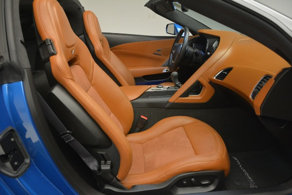Used 2014 Chevrolet Corvette Stingray Z51 for sale Sold at Maserati of Westport in Westport CT 06880 26