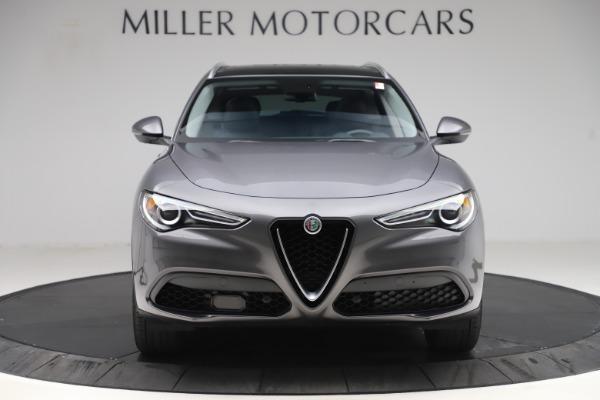 Used 2019 Alfa Romeo Stelvio Q4 for sale Sold at Maserati of Westport in Westport CT 06880 12