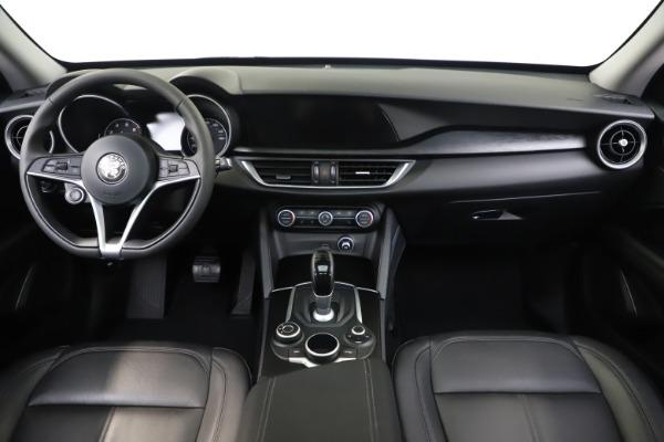 Used 2019 Alfa Romeo Stelvio Q4 for sale Sold at Maserati of Westport in Westport CT 06880 16