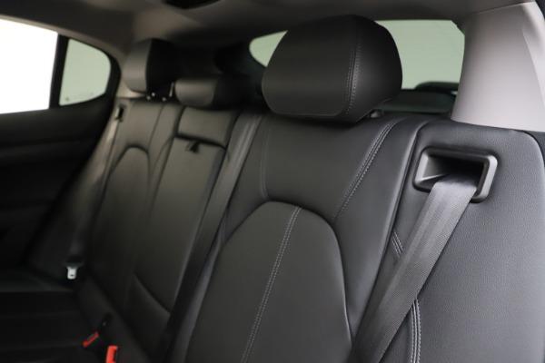 Used 2019 Alfa Romeo Stelvio Q4 for sale Sold at Maserati of Westport in Westport CT 06880 18