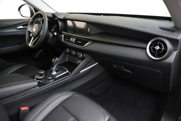 Used 2019 Alfa Romeo Stelvio Q4 for sale Sold at Maserati of Westport in Westport CT 06880 22