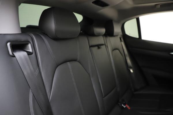 Used 2019 Alfa Romeo Stelvio Q4 for sale Sold at Maserati of Westport in Westport CT 06880 26