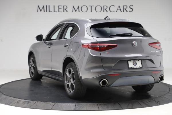 Used 2019 Alfa Romeo Stelvio Q4 for sale Sold at Maserati of Westport in Westport CT 06880 5