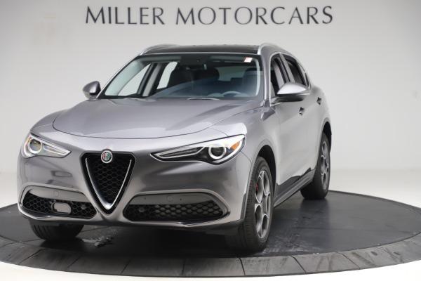 Used 2019 Alfa Romeo Stelvio Q4 for sale Sold at Maserati of Westport in Westport CT 06880 1