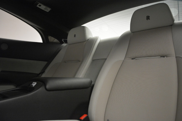 Used 2015 Rolls-Royce Wraith for sale Sold at Maserati of Westport in Westport CT 06880 18