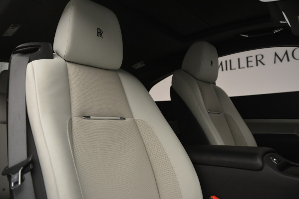 Used 2015 Rolls-Royce Wraith for sale Sold at Maserati of Westport in Westport CT 06880 22