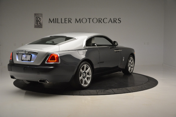 Used 2015 Rolls-Royce Wraith for sale Sold at Maserati of Westport in Westport CT 06880 5