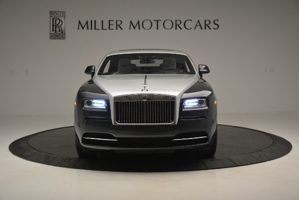 Used 2015 Rolls-Royce Wraith for sale Sold at Maserati of Westport in Westport CT 06880 8