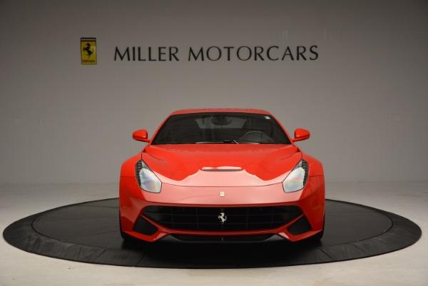 Used 2015 Ferrari F12 Berlinetta for sale Sold at Maserati of Westport in Westport CT 06880 12