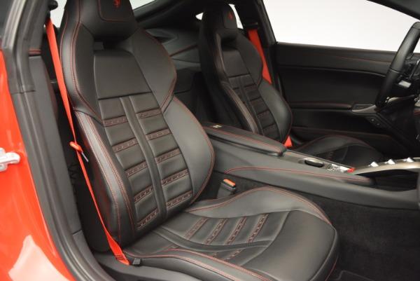 Used 2015 Ferrari F12 Berlinetta for sale Sold at Maserati of Westport in Westport CT 06880 19