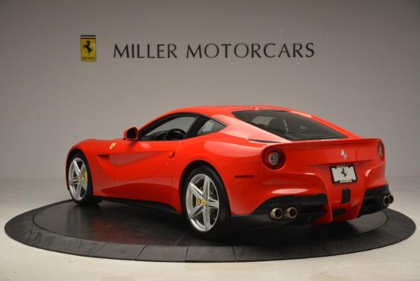 Used 2015 Ferrari F12 Berlinetta for sale Sold at Maserati of Westport in Westport CT 06880 5
