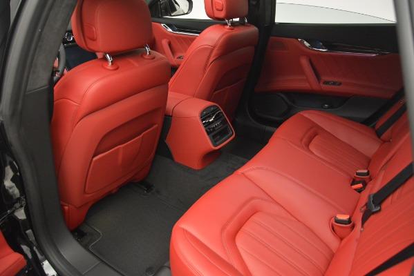 New 2019 Maserati Quattroporte S Q4 GranLusso for sale Sold at Maserati of Westport in Westport CT 06880 15