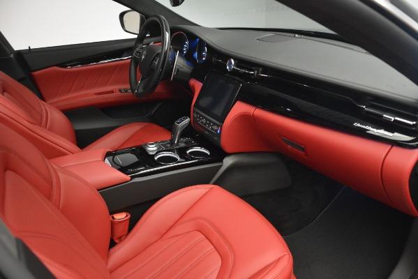 New 2019 Maserati Quattroporte S Q4 GranLusso for sale Sold at Maserati of Westport in Westport CT 06880 17