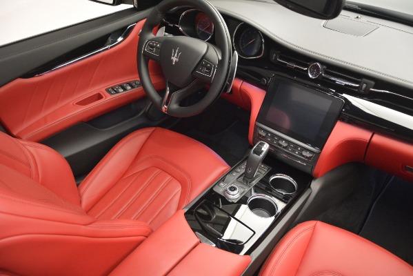 New 2019 Maserati Quattroporte S Q4 GranLusso for sale Sold at Maserati of Westport in Westport CT 06880 23