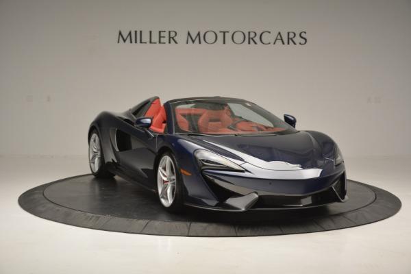 New 2019 McLaren 570S Spider Convertible for sale Sold at Maserati of Westport in Westport CT 06880 11