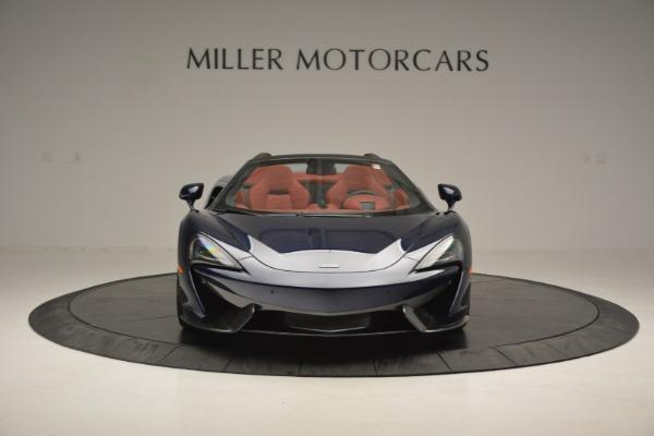 New 2019 McLaren 570S Spider Convertible for sale Sold at Maserati of Westport in Westport CT 06880 12