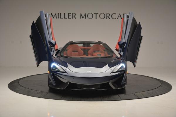 New 2019 McLaren 570S Spider Convertible for sale Sold at Maserati of Westport in Westport CT 06880 13