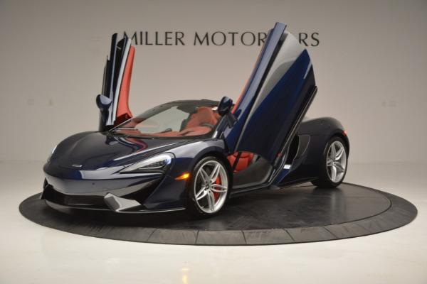 New 2019 McLaren 570S Spider Convertible for sale Sold at Maserati of Westport in Westport CT 06880 14
