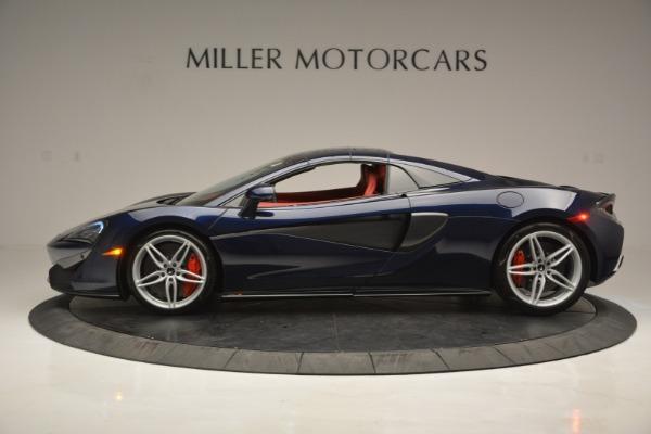 New 2019 McLaren 570S Spider Convertible for sale Sold at Maserati of Westport in Westport CT 06880 16