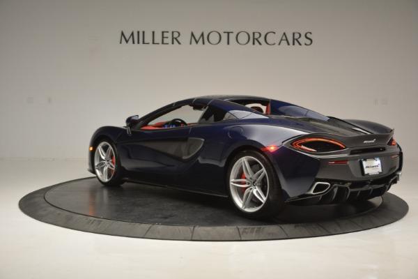 New 2019 McLaren 570S Spider Convertible for sale Sold at Maserati of Westport in Westport CT 06880 17