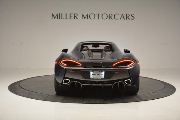 New 2019 McLaren 570S Spider Convertible for sale Sold at Maserati of Westport in Westport CT 06880 18
