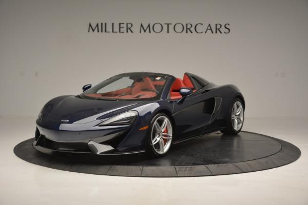 New 2019 McLaren 570S Spider Convertible for sale Sold at Maserati of Westport in Westport CT 06880 2