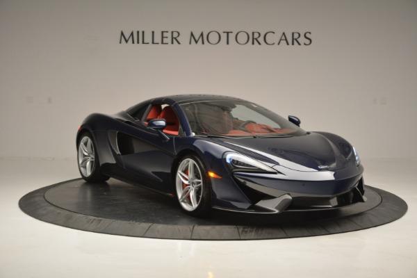 New 2019 McLaren 570S Spider Convertible for sale Sold at Maserati of Westport in Westport CT 06880 21