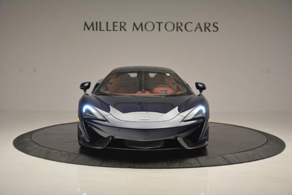 New 2019 McLaren 570S Spider Convertible for sale Sold at Maserati of Westport in Westport CT 06880 22