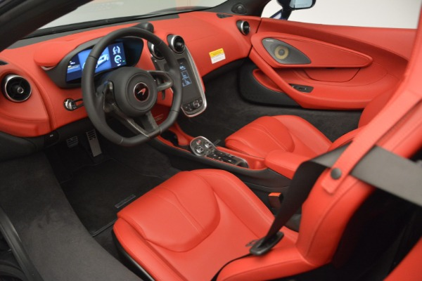 New 2019 McLaren 570S Spider Convertible for sale Sold at Maserati of Westport in Westport CT 06880 23