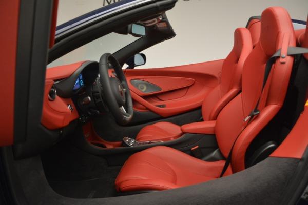 New 2019 McLaren 570S Spider Convertible for sale Sold at Maserati of Westport in Westport CT 06880 24