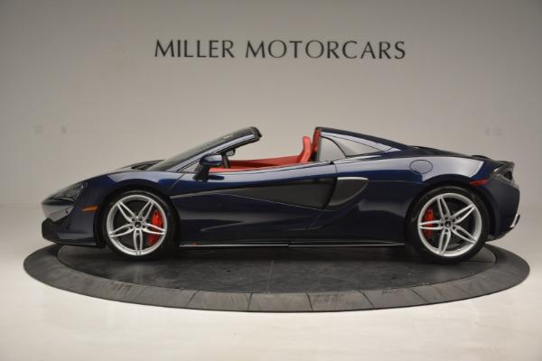 New 2019 McLaren 570S Spider Convertible for sale Sold at Maserati of Westport in Westport CT 06880 3