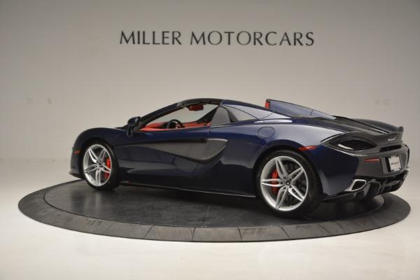 New 2019 McLaren 570S Spider Convertible for sale Sold at Maserati of Westport in Westport CT 06880 4