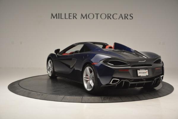 New 2019 McLaren 570S Spider Convertible for sale Sold at Maserati of Westport in Westport CT 06880 5