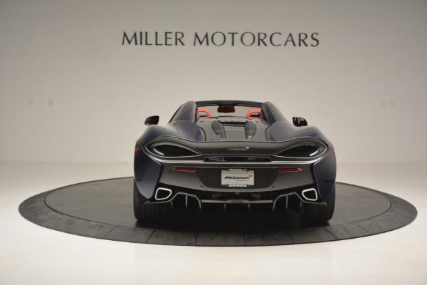 New 2019 McLaren 570S Spider Convertible for sale Sold at Maserati of Westport in Westport CT 06880 6