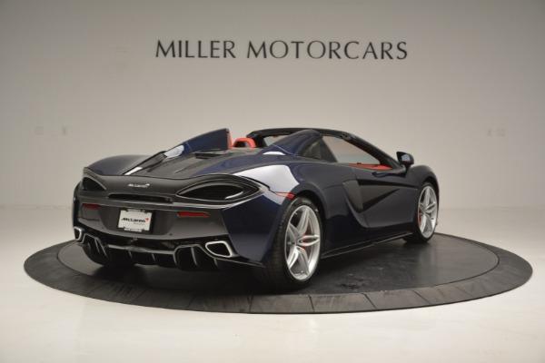 New 2019 McLaren 570S Spider Convertible for sale Sold at Maserati of Westport in Westport CT 06880 7