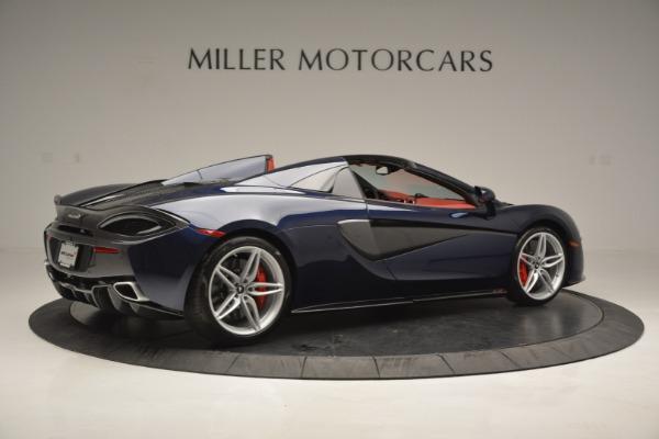 New 2019 McLaren 570S Spider Convertible for sale Sold at Maserati of Westport in Westport CT 06880 8
