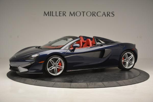 New 2019 McLaren 570S Spider Convertible for sale Sold at Maserati of Westport in Westport CT 06880 1