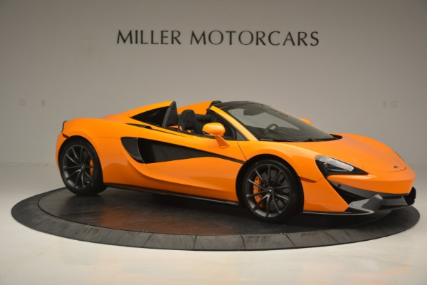 Used 2019 McLaren 570S Spider for sale Sold at Maserati of Westport in Westport CT 06880 10