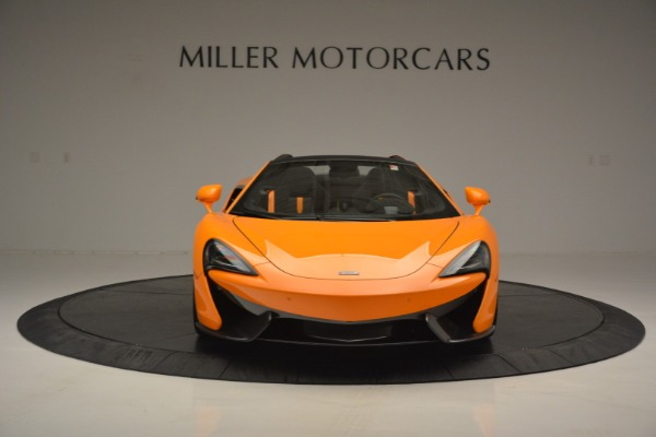 Used 2019 McLaren 570S Spider for sale Sold at Maserati of Westport in Westport CT 06880 12