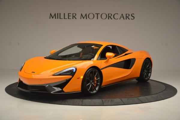 Used 2019 McLaren 570S SPIDER Convertible for sale $215,000 at Maserati of Westport in Westport CT 06880 15