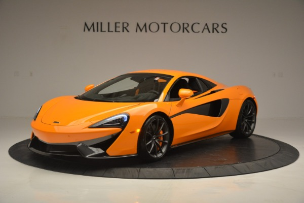 Used 2019 McLaren 570S Spider for sale Sold at Maserati of Westport in Westport CT 06880 15