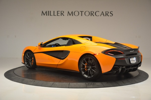 Used 2019 McLaren 570S Spider for sale Sold at Maserati of Westport in Westport CT 06880 17