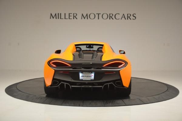 Used 2019 McLaren 570S SPIDER Convertible for sale $215,000 at Maserati of Westport in Westport CT 06880 18