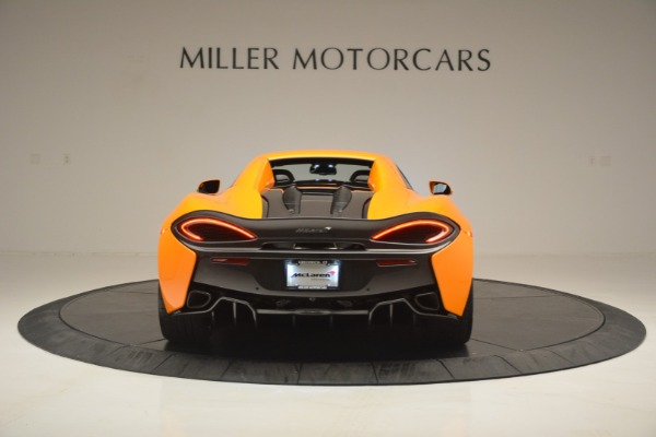 Used 2019 McLaren 570S Spider for sale Sold at Maserati of Westport in Westport CT 06880 18