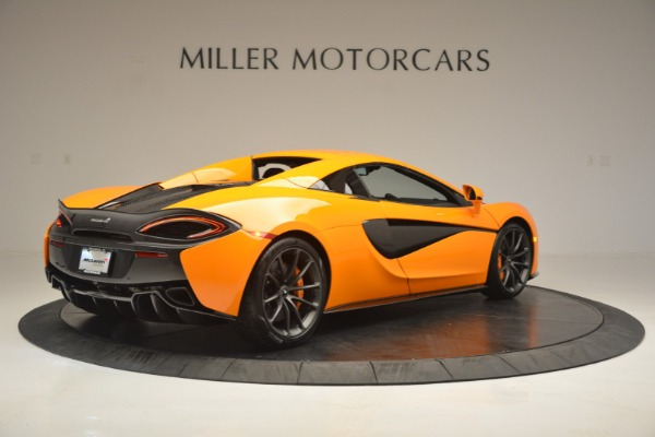 Used 2019 McLaren 570S Spider for sale $186,900 at Maserati of Westport in Westport CT 06880 19