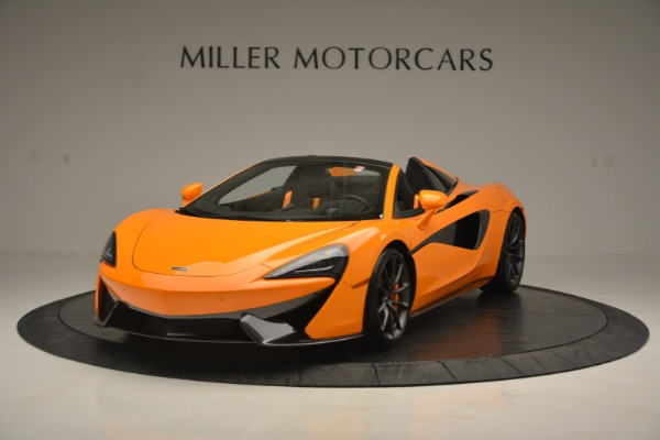 Used 2019 McLaren 570S Spider for sale $186,900 at Maserati of Westport in Westport CT 06880 2