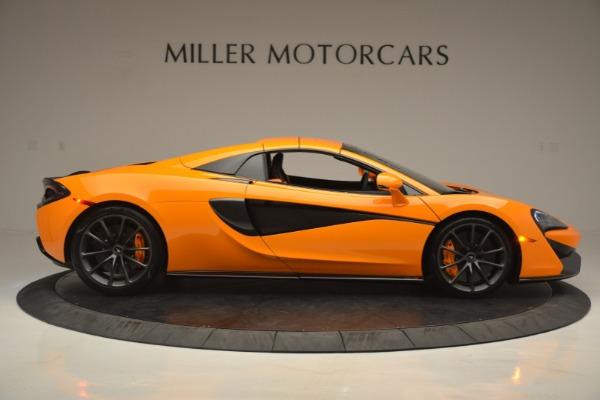 Used 2019 McLaren 570S SPIDER Convertible for sale $215,000 at Maserati of Westport in Westport CT 06880 20